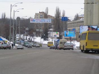 Конструкция №4012 - Сторона B (Фото тролла на 40-річчя Жовтня пр-т, 72)