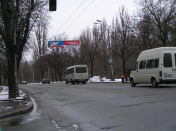 Конструкция №4017 - Сторона А (Фото тролла на 40-річчя Жовтня пр-т, 84)