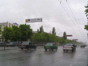 Конструкция №4102 - Сторона А (Фото тролла на Гагаріна пр-т, 4)