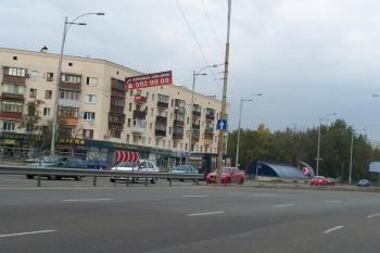 Конструкция №4111 - Сторона А (Фото тролла на Гагаріна пр-т, 20)