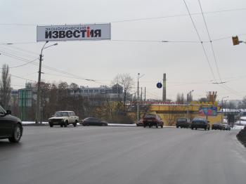 Конструкция №5101 - Сторона А (Фото тролла на О.Теліги вул., )