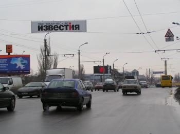 Конструкция №5102 - Сторона А (Фото тролла на О.Теліги вул., )