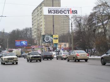 Конструкция №5102 - Сторона B (Фото тролла на О.Теліги вул., )