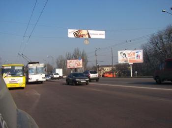 Конструкция №5103 - Сторона А (Фото тролла на О.Теліги вул., )