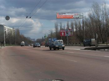 Конструкция №5112 - Сторона А (Фото тролла на О.Теліги вул., )