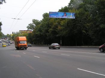 Конструкция №5117 - Сторона А (Фото тролла на О.Теліги вул., )