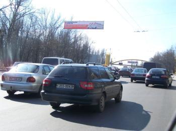 Конструкция №5121 - Сторона B (Фото тролла на О.Теліги вул., )
