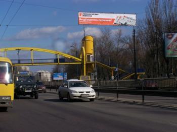 Конструкция №5124 - Сторона А (Фото тролла на О.Теліги вул., )
