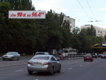 Конструкция №5125 - Сторона А (Фото тролла на О.Теліги вул., )