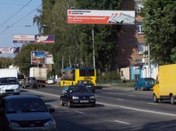 Конструкция №5131 - Сторона А (Фото тролла на О.Теліги вул., 4)