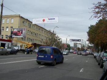 Конструкция №609 - Сторона А (Фото тролла на Горького вул., 54)