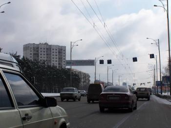 Конструкция №6301 - Сторона А (Фото тролла на Братиславська вул., )