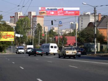Конструкция №6601 - Сторона А (Фото тролла на Відрадний пр-т, 31/11.)