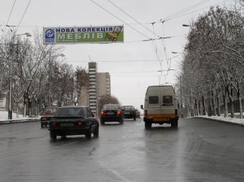 Конструкция №6601 - Сторона B (Фото тролла на Відрадний пр-т, 31/11.)