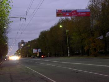 Конструкция №6609 - Сторона А (Фото тролла на Відрадний пр-т, 22)