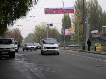 Конструкция №6801 - Сторона А (Фото тролла на Лебедєва-Кумача вул., 31)