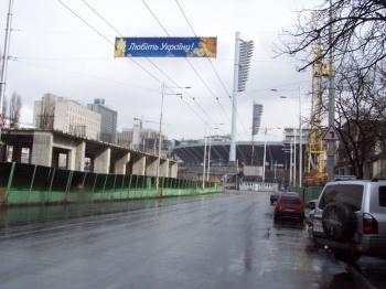 Конструкция №701 - Сторона А (Фото тролла на Жилянська вул., 1)
