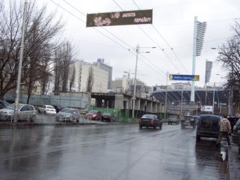Конструкция №702 - Сторона А (Фото тролла на Жилянська вул., 3)