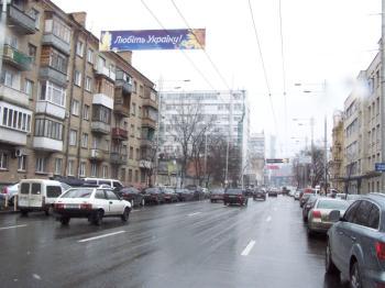 Конструкция №709 - Сторона А (Фото тролла на Жилянська вул., 25/27.)
