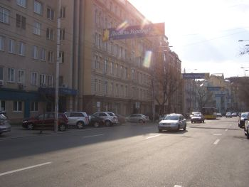 Конструкция №710 - Сторона B (Фото тролла на Жилянська вул., 30/32.)