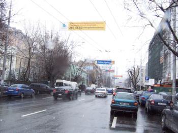 Конструкция №713 - Сторона А (Фото тролла на Жилянська вул., 40)