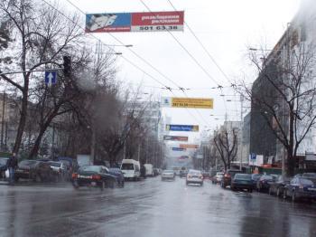 Конструкция №714 - Сторона А (Фото тролла на Жилянська вул., 37)