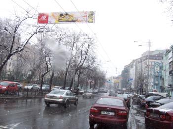 Конструкция №715 - Сторона А (Фото тролла на Жилянська вул., 41-А)