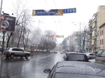 Конструкция №716 - Сторона А (Фото тролла на Жилянська вул., 43)