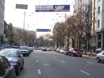 Конструкция №716 - Сторона B (Фото тролла на Жилянська вул., 43)