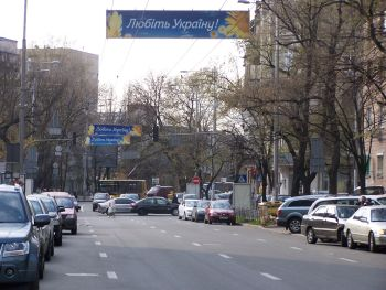 Конструкция №717 - Сторона B (Фото тролла на Жилянська вул., 43-Б)