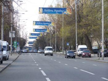 Конструкция №723 - Сторона B (Фото тролла на Жилянська вул., 64)