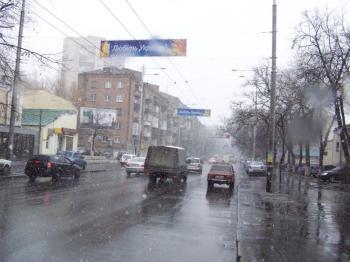 Конструкция №724 - Сторона А (Фото тролла на Жилянська вул., 68)