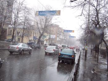 Конструкция №725 - Сторона А (Фото тролла на Жилянська вул., 47)