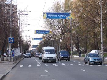 Конструкция №725 - Сторона B (Фото тролла на Жилянська вул., 47)