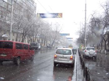 Конструкция №726 - Сторона А (Фото тролла на Жилянська вул., 72)