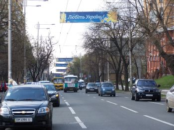 Конструкция №727 - Сторона B (Фото тролла на Жилянська вул., 74)