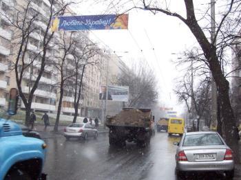 Конструкция №728 - Сторона А (Фото тролла на Жилянська вул., 53)