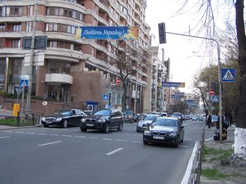 Конструкция №729 - Сторона B (Фото тролла на Жилянська вул., 78)