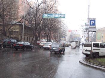 Конструкция №731 - Сторона А (Фото тролла на Жилянська вул., 69-71.)