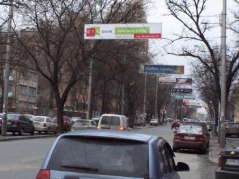 Конструкция №735 - Сторона А (Фото тролла на Жилянська вул., 88)
