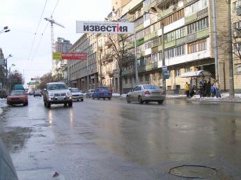 Конструкция №807 - Сторона B (Фото тролла на Саксаганського вул., 131а)