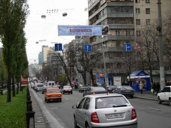 Конструкция №906 - Сторона А (Фото тролла на Т.Шевченка б-р, 38)
