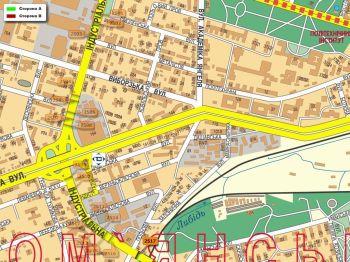 Карта - Троллы на Індустріальна вул.(конструкция №2517)