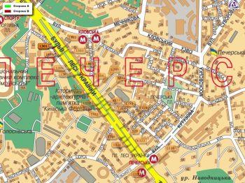 Карта - Троллы на Л.Українки б-р(конструкция №1301)