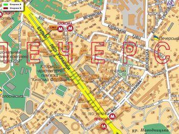 Карта - Троллы на Л.Українки б-р(конструкция №1302)