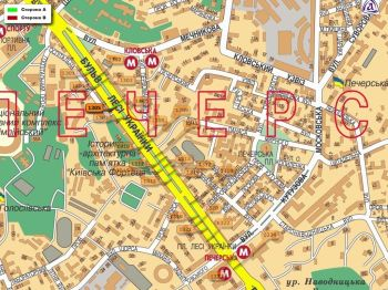 Карта - Троллы на Л.Українки б-р(конструкция №1305)