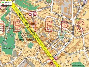 Карта - Троллы на Л.Українки б-р(конструкция №1306)