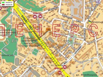 Карта - Троллы на Л.Українки б-р(конструкция №1309)