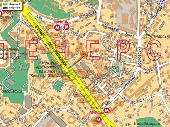 Карта - Троллы на Л.Українки б-р(конструкция №1311)