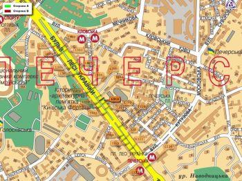 Карта - Троллы на Л.Українки б-р(конструкция №1313)